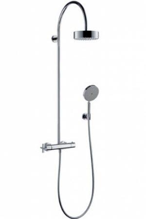 Zestaw prysznicowy z baterią termostatową Axor Citterio 39670000