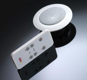 Radio pod zabudowę do łazienki lub kuchni EisSound KBSound Basic