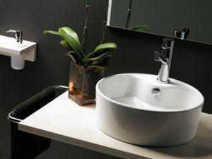 Umywalka nablatowa Bathco Viena 0040