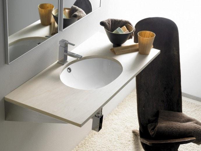 Umywalka podblatowa Bathco Modena 0054