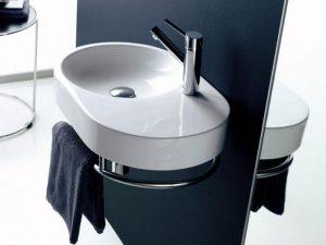 Umywalka nablatowa Bathco Fuengirola 0065B