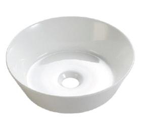 Umywalka nablatowa Bathco Volta 42 4087 42x12,5cm