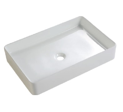 Umywalka nablatowa Bathco Nilo 60 4088 60,5x40cm