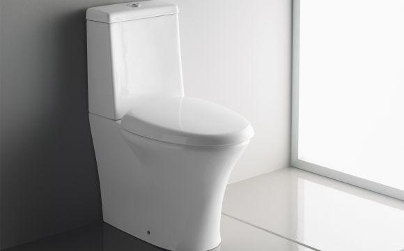 Miska WC stojąca Bathco Floor 60x36cm 4501