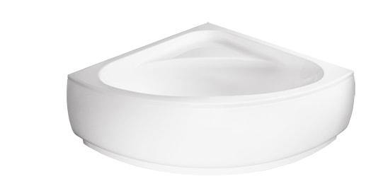 Obudowa do wanny Besco Luksja 148 Biała OAL-150-NS