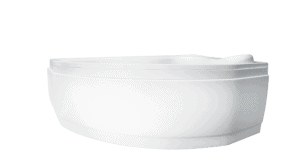 Obudowa do wanny Besco Panel Delfina 166x107 Biała OAD-166-NS