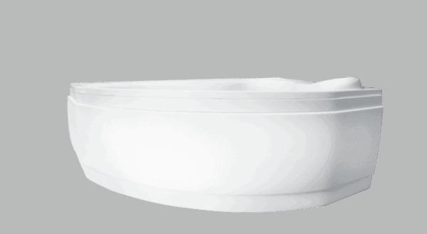Zdjęcie Obudowa do wanny Besco Panel Delfina 166×107 Biała OAD-166-NS