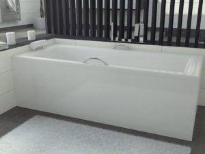 Wanna prostokątna Besco Talia 160 Premium 160x75cm WAT-160-PKP