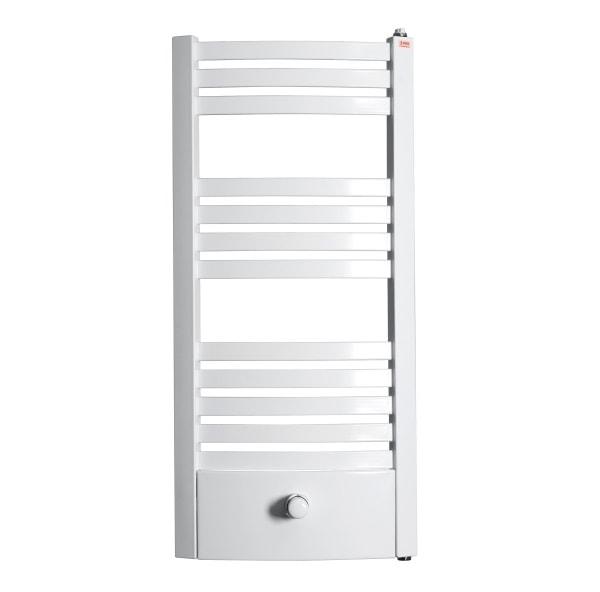 Grzejnik łazienkowy Terma Dexter Pro One 860x400mm Biały WZDPN086040