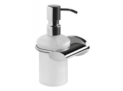 Dozownik mydła z uchwytem Bisk Side 00996