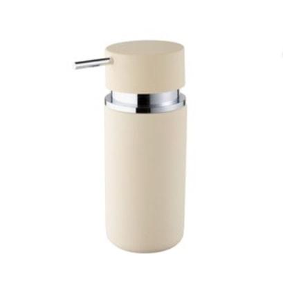Dozownik mydła Bisk Round beż 06595