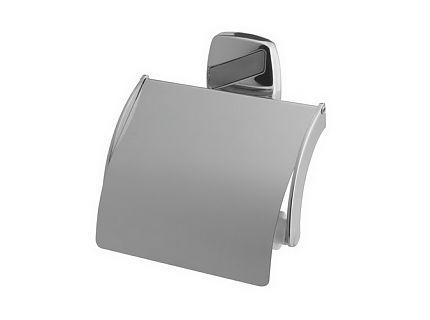 Uchwyt na papier WC klapką Bisk Oregon 79705