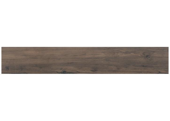 Płytka podłogowa Ceramica Limone Tablero Brown 19,3x120,2cm cerLimTabBro20x120