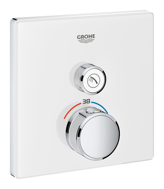 GROHE Grohtherm SmartControl - podtynkowa bateria termostatyczna do obsługi jednego wyjścia wody 29153LS0