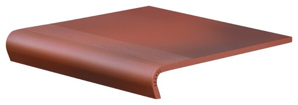 Zdjęcie Płytka stopnicowa Cerrad V-Shape Country Wiśnia 300×320/50x11mm 10590