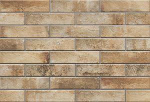 Płytka elewacyjna Cerrad Kamień Piatto Honey 300x74x9mm 11320