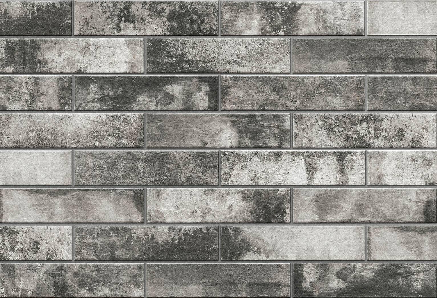 Płytka elewacyjna Cerrad Kamień Piatto Antracyt 300x74x9mm 11405