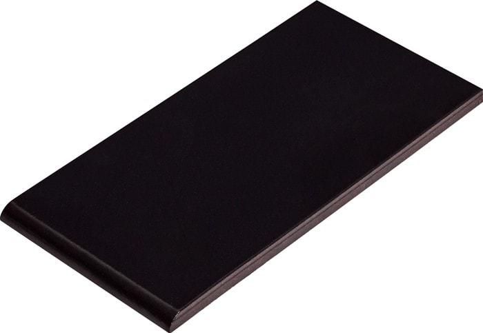 Płytka parapetowa Cerrad Nero Szkliwiony 200x100x13mm 11717
