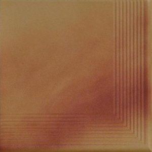 Płytka stopnicowa Cerrad Narożna Liść Jesienny 300x300x11mm 15852