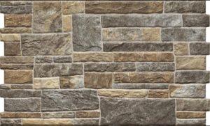 Płytka elewacyjna Cerrad Kamień Canella Dark 490x300x10mm 16781