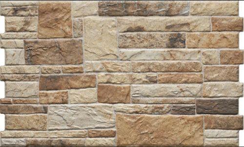 Płytka elewacyjna Cerrad Kamień Canella Tella 490x300x10mm 16798