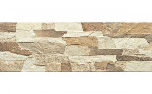 Płytka elewacyjna Cerrad Kamień Aragon Beige 450x150x9mm 18860