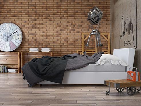 Zdjęcie Płytka elewacyjna Cerrad Retro Brick Masala 24,5×6,5cm 11948