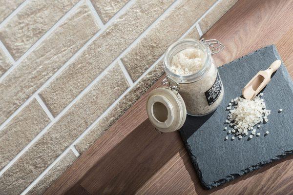 Zdjęcie Płytka elewacyjna Cerrad Loft Brick Salt 24,5×6,5cm 12075