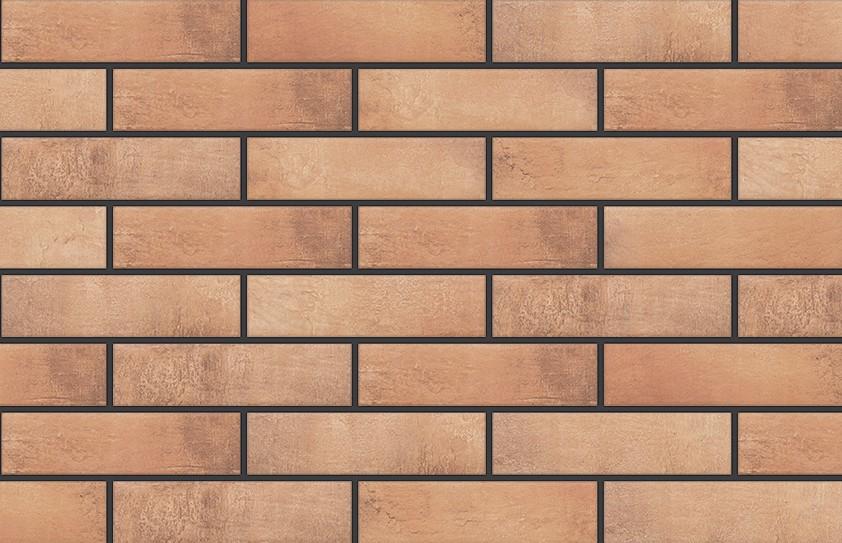 Płytka elewacyjna Cerrad Loft Brick Curry 24,5x6,5cm 12112