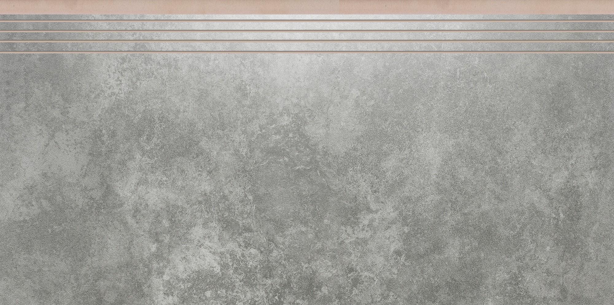 Stopnica nacinana Cerrad Apenino Antracyt Lappato 597x297x8,5mm 35661