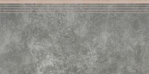 Stopnica nacinana Cerrad Apenino Antracyt 597x297x8,5mm 35746