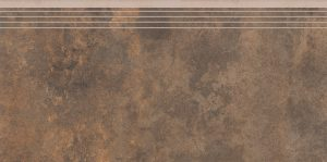 Stopnica nacinana Cerrad Apenino Rust 597x297x8,5mm 35807