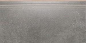 Stopnica Cerrad Tassero Grafit Lappato 597x297x8,5mm 35883