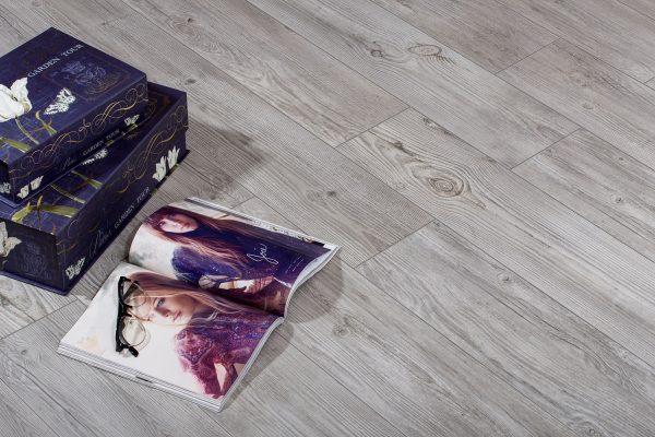 Zdjęcie Płytka podłogowa Cerrad Cortone Grigio 120,2×29,7cm 21892