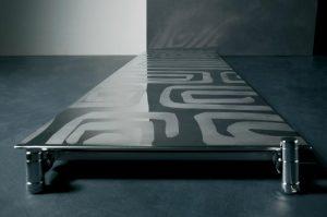 Zdjęcie Grzejnik łazienkowy Cordivari Frame Inox decor