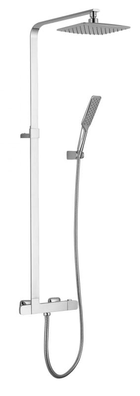 Deszczownia Deante Abelia z baterią termostatyczną NAC017T