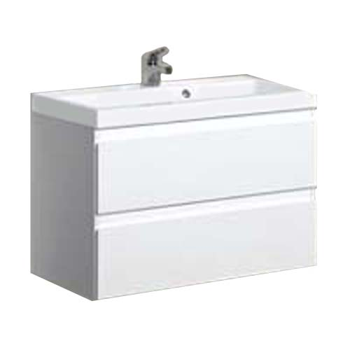 Szafka pod umywalkę Defra Como 60cm biała 123-D-06001