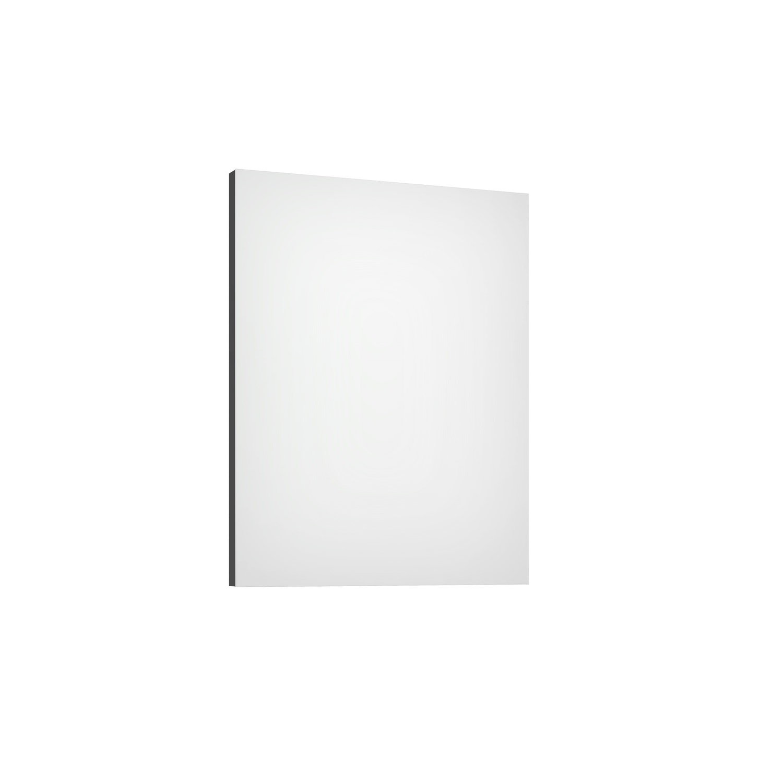 Lustro Defra Como L60/80 Grafit Połysk 60×76×4,2 76×60×4,2 cm 123-L-06004