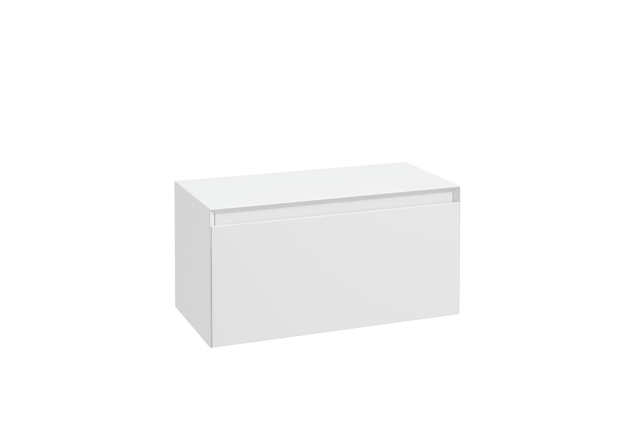 Szafka z blatem wisząca Defra Guadix B 70 Biały Mat 70x35x33,8 cm 147- B-07001