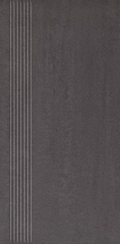 Stopnica podłogowa Paradyż Doblo Nero 29,8x59,8