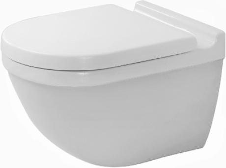 Miska WC wisząca Duravit Starck 3 222509
