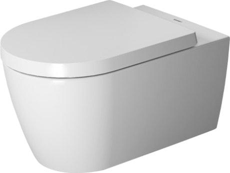 Miska WC wisząca + deska wolnoopadająca Duravit Me by Stark 252809+00200900 @