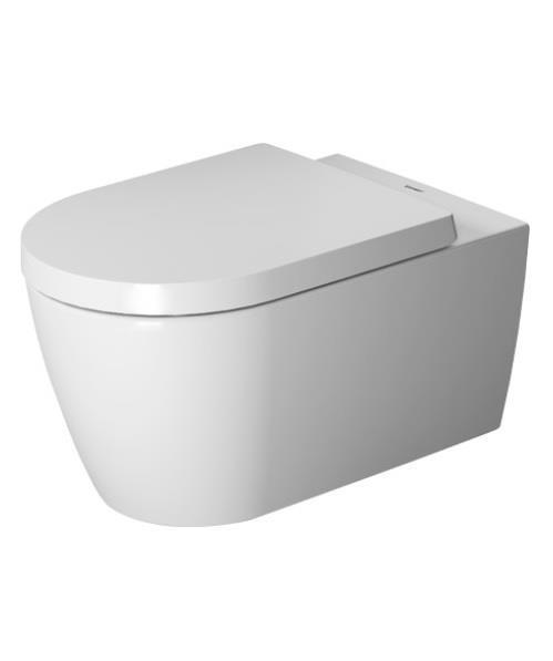 Miska wisząca WC Duravit ME by Starck Rimless + Deska WC 2529090000+0020090000