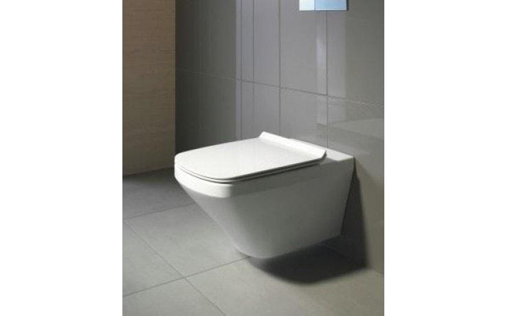 Zdjęcie Miska WC wisząca z deską wolnoopadającą Duravit Durastyle 2552090000+0063790000 .