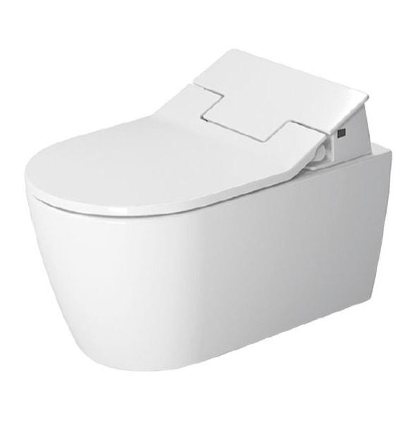 Miska WC wisząca + deska wolnoopadająca Duravit Sensowash Slim 2529590000+611000002004300