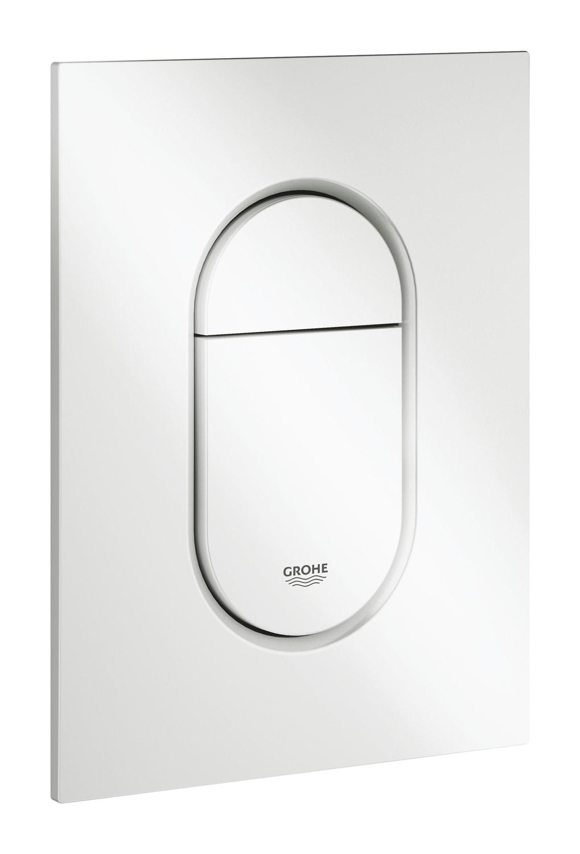 GROHE Arena Cosmopolitan S - przycisk uruchamiający do spłuczki podtynkowej