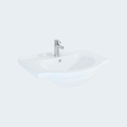 Umywalka Elita Rio 65cm 145660