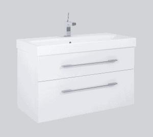 Szafka podumywalkowa Elita Barcelona 100 2S white 100x42cm 164823