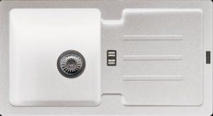 Zlewozmywak fragranitowy Franke SAG biały 114.0320.330