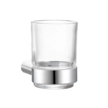 Uchwyt ze szklanką szkło bezbarwne Frescor Leo 23.07.00